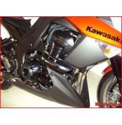 Kit Patins Top Block pour Kawasaki Z1000 (10-13)