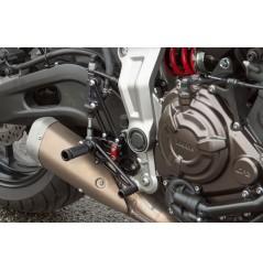Commande reculées moto LSL 2Slide pour MT07 (14-16) XSR700 (16)