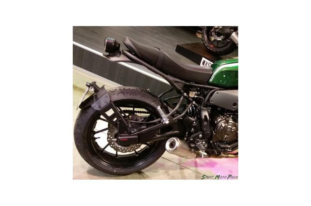support de plaque moto d port access design pour yamaha xsr700 16 street moto piece. Black Bedroom Furniture Sets. Home Design Ideas