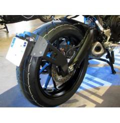 Support de Plaque Moto Déporté Access Design pour Yamaha MT-09 TRACER (15-16)