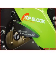Kit Patins Top Block pour Kawasaki ZX10R (04-05)