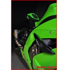 Kit Patins Top Block pour Kawasaki ZX10R (11-16)