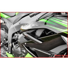 Kit Patins Top Block pour Kawasaki ZX6R (09-12)