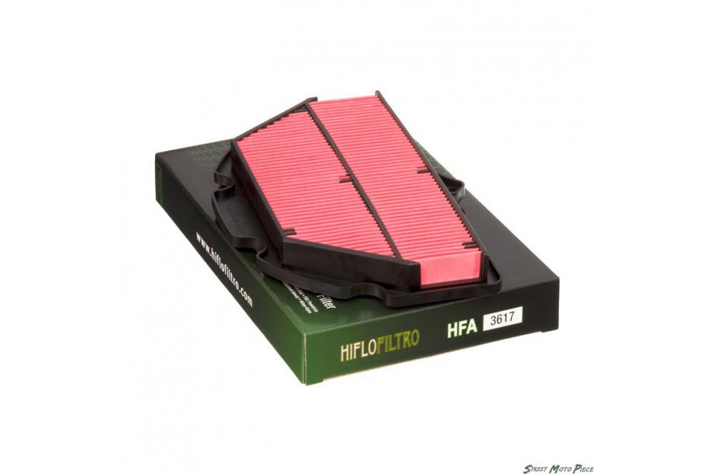 Filtre à air HFA3617 pour GSXR 600 / 750 de 2006 a 2010