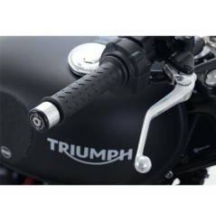 Protection / Embout de guidon R&G pour 900 Street Twin (2016)