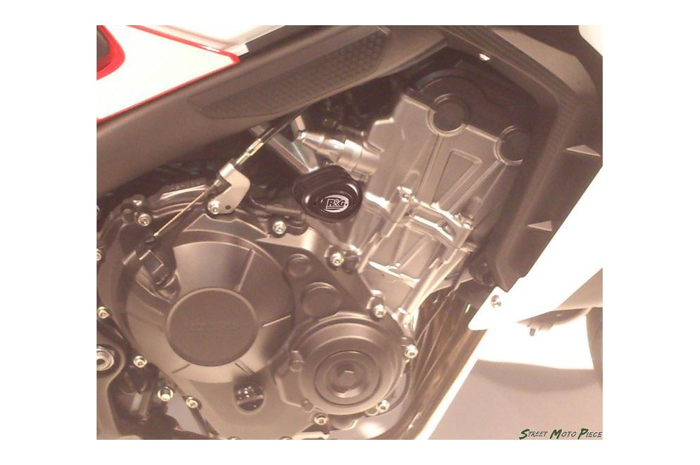 Tampon R&G Aero pour CBR650F et CB650F (14-16)