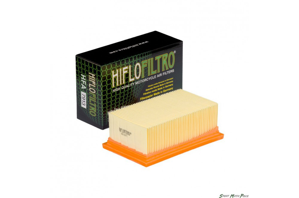 Filtre à air HFA7913 pour F650GS (08-13) F700GS (13-16) F800 GS / GT / R