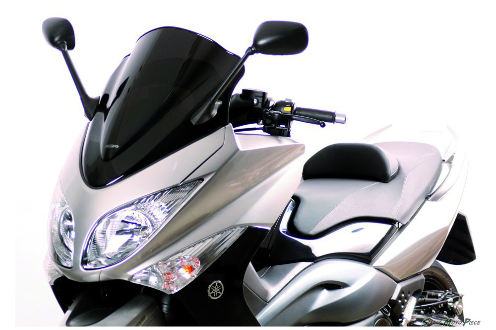 Bulle Racing Noire Scooter MRA pour Yamaha T-Max 500 08-11