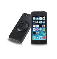 Coque Smartphone MOUNTCASE FIT-CLIC pour Iphone 5 / 5 S avec Protection Pluie