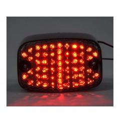 Feux arrière a LED avec clignotants pour Yamaha V-MAX 1200 (85-07