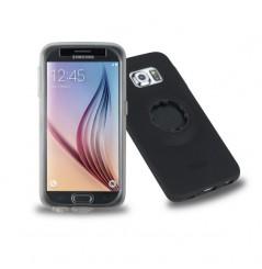 Coque Smartphone MOUNTCASE FIT-CLIC pour Samsung S6 avec Protection Pluie