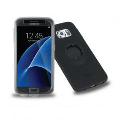 Coque Smartphone MOUNTCASE FIT-CLIC pour Samsung S7 Edge avec Protection Pluie