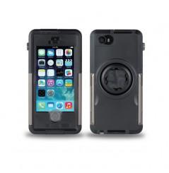 Coque Smartphone MOUNTCASE FIT-CLIC pour Iphone 5 / 5 S avec Protection ARMORGUARD