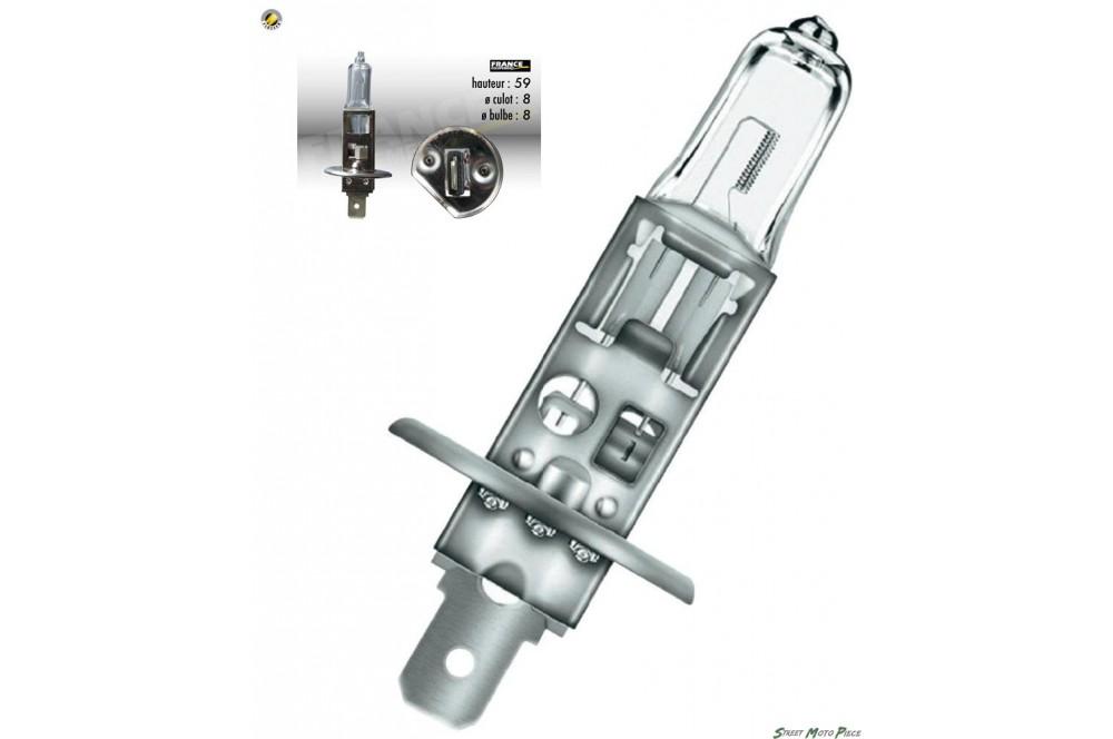 Ampoule H1 12V-100W FLOSSER pour Moto-Quad-Scooter