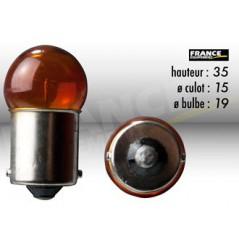 Ampoule Graisseur Clignotant 12V-10W RING pour Moto-Quad-Scooter