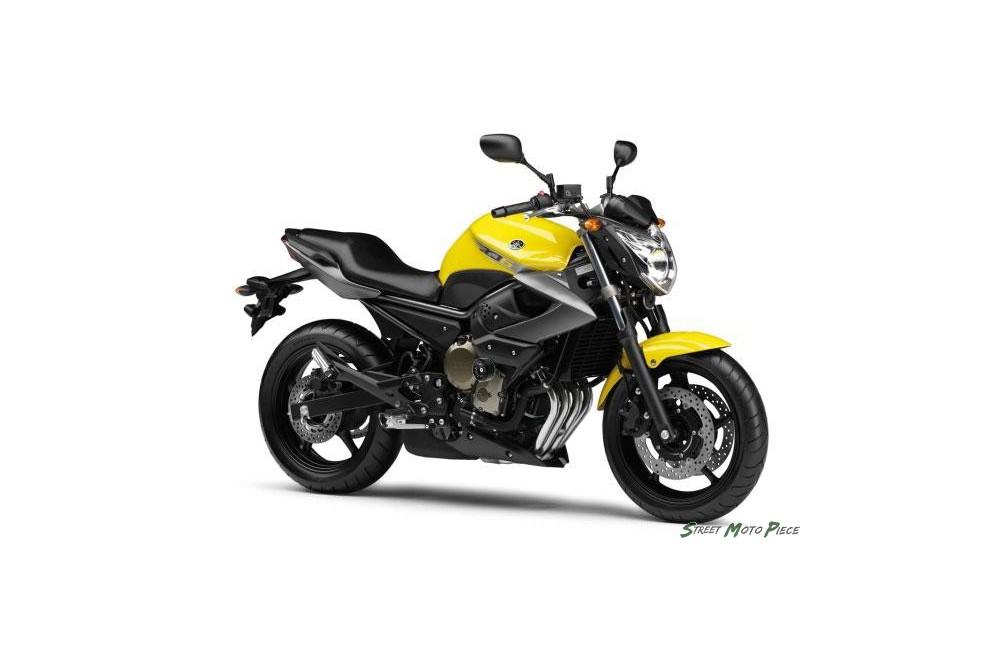 Tampons de Protection Moto Alloy Ultima pour Yamaha XJ6 (09-16)