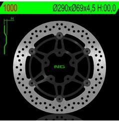 Disque de Frein Avant NG Brake pour GSXF600 (04-07) 650 Bandit (05-06) 650 Gladius (09-16) SV650 (03-11)