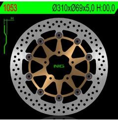 Disque de Frein Avant NG Brake pour 650 V-Strom (04-06) 1000 V-Strom (02-10) SV1000 (03-07)