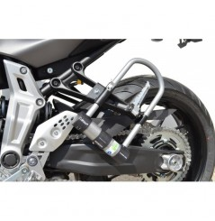 Support Antivol Top Block pour Yamaha MT07 (14-16)