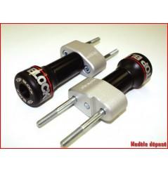 Kit Roulettes Top Block pour Suzuki Bandit 600 (96-04) 1200 (96-06) GSX 750 (98-03) 1200 Inazuma (99-03)