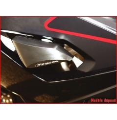 Kit Patins Top Block pour Suzuki GSXR1000 (05-06)