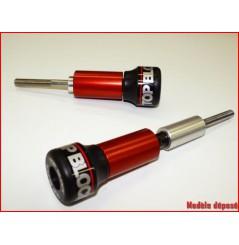 Kit Roulettes Top Block pour Suzuki SV650 (99-02)