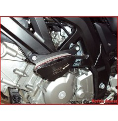 Kit Patins Top Block pour Suzuki SV650 (03-10)