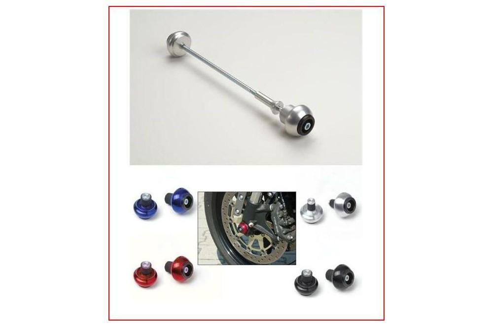 Crash Balls LSL de Bras Oscillant pour Suzuki GSX1250FA (10-16)