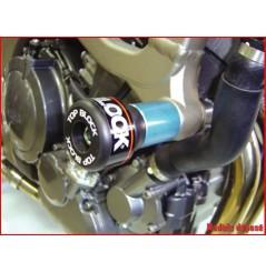 Kit Roulettes Top Block pour Yamaha TDM900 (02-13)