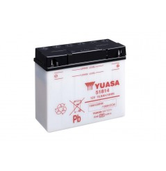 Batterie Moto Yuasa 51814