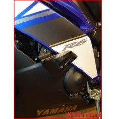 Kit Patins Top Block pour Yamaha YZF-R6 (06-07)