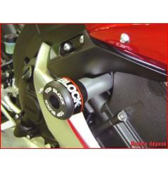 Kit Roulettes Top Block pour Yamaha YZF-R1 (04-06)
