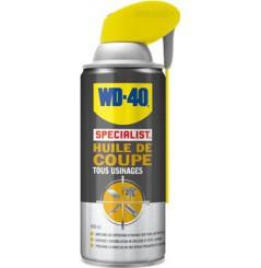 Spray WD-40 Huile de Coupe 400ML Système Pro (Gamme Spécialist)