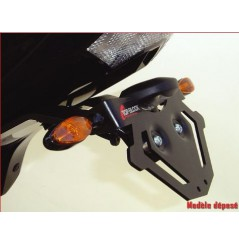 Support de plaque Top Block pour Kawasaki Z750 (07-12)