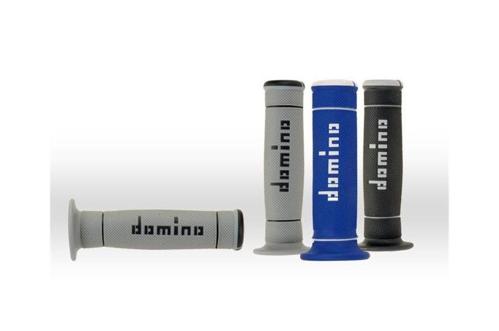 Poignée Domino Soft A010 Noir Gris