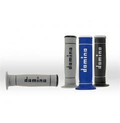 Poignée Domino Soft A010 Bleu Blanc