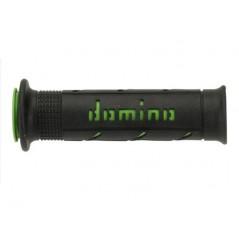 Poignée Domino XM2 Super Soft Noir Vert