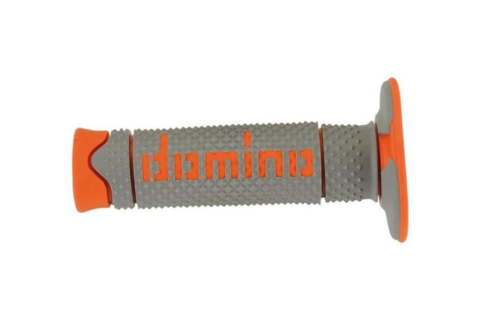 Poignée Domino Full Grip Gris Orange