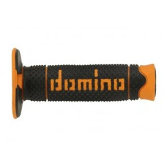 Poignée Domino Full Grip Noir Orange