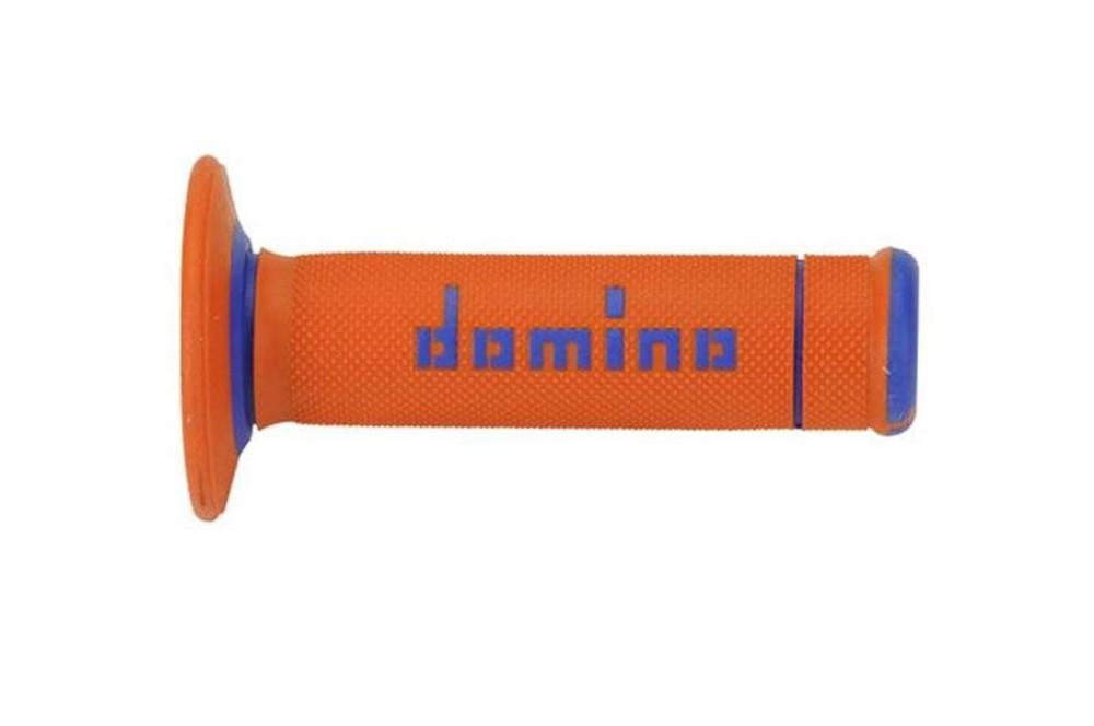 Poignée Domino X - Treme Orange Bleu