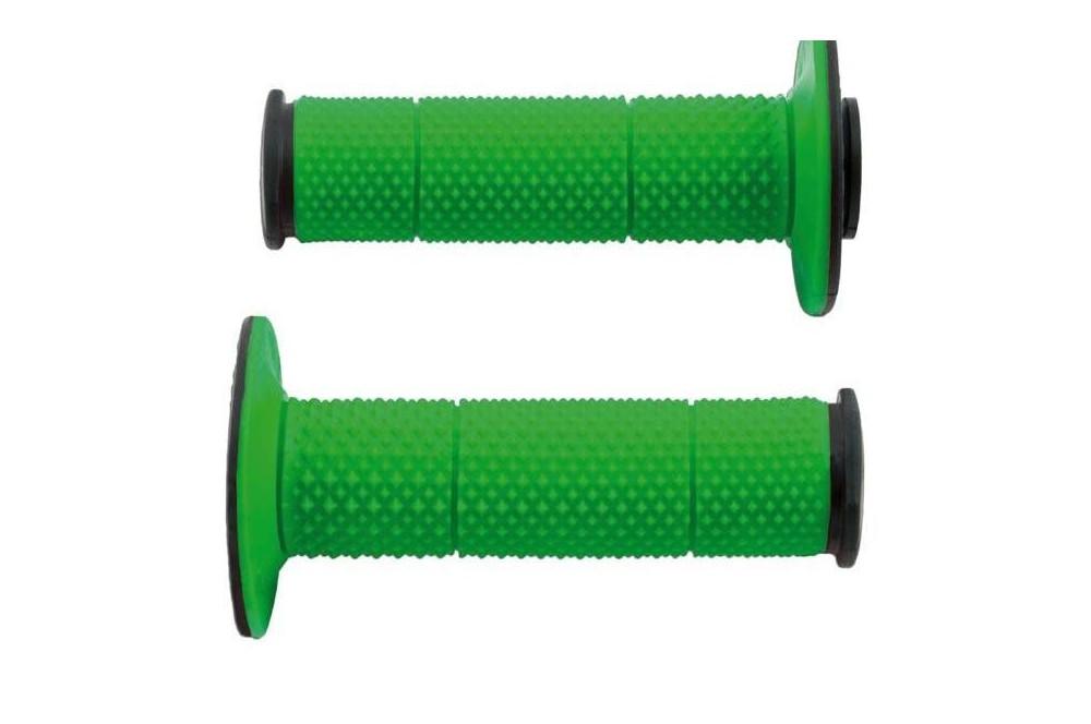 Poignée Racetech Full Diamond Noir Vert