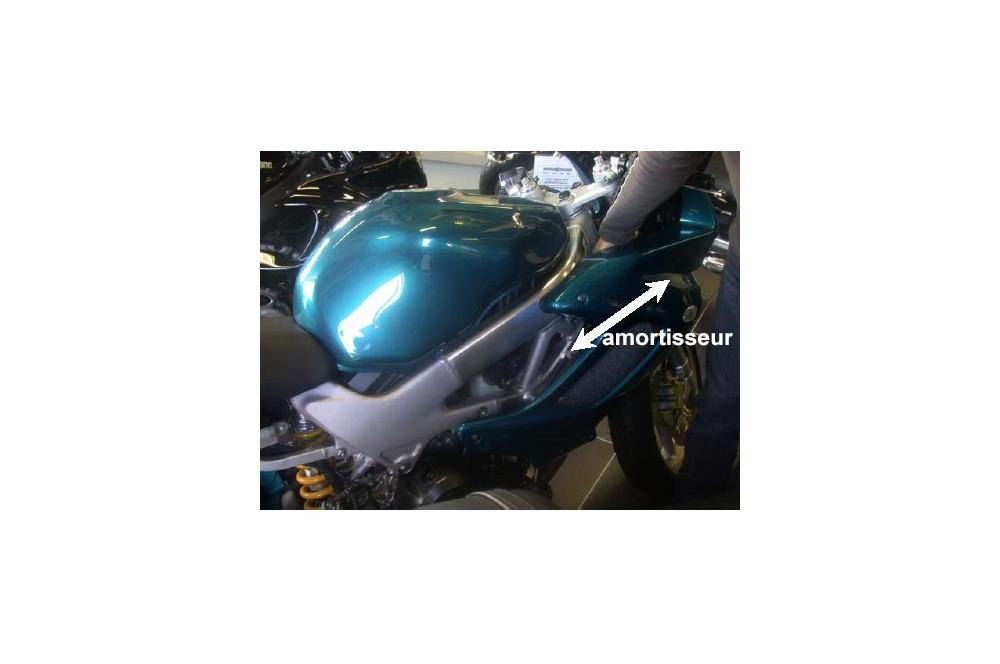 Amortisseur de direction Honda VTR 1000 F