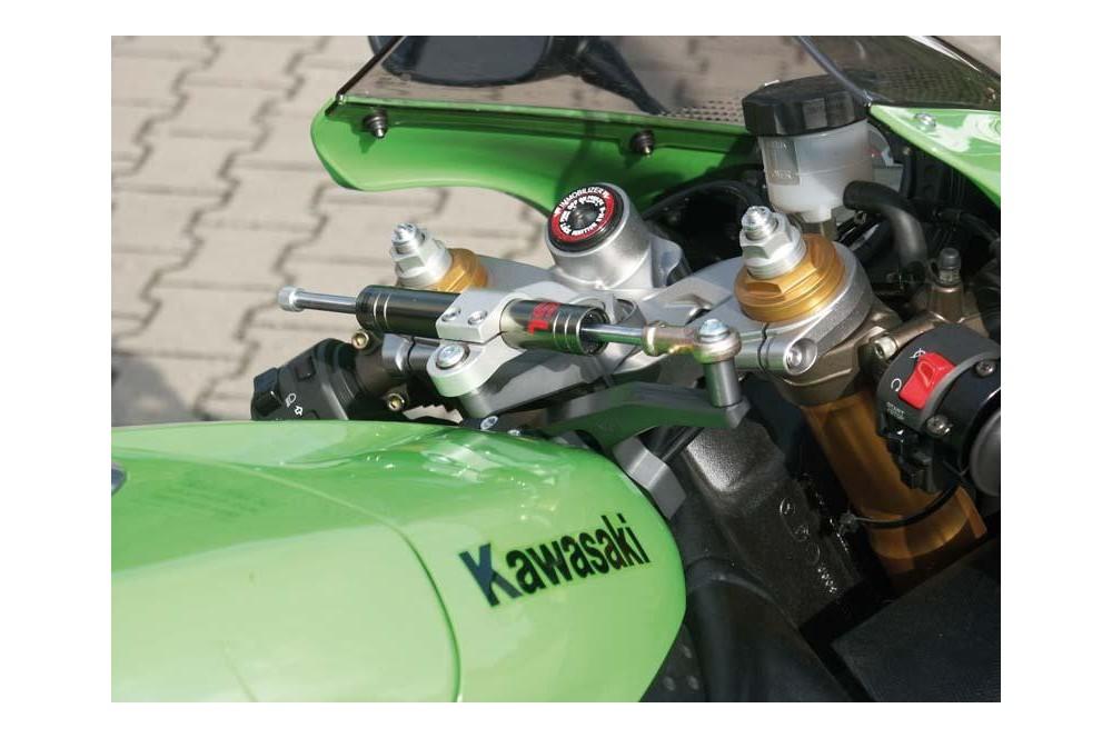 Amortisseur de direction Kawasaki ZX6R ZX636 ZX6RR 05/06