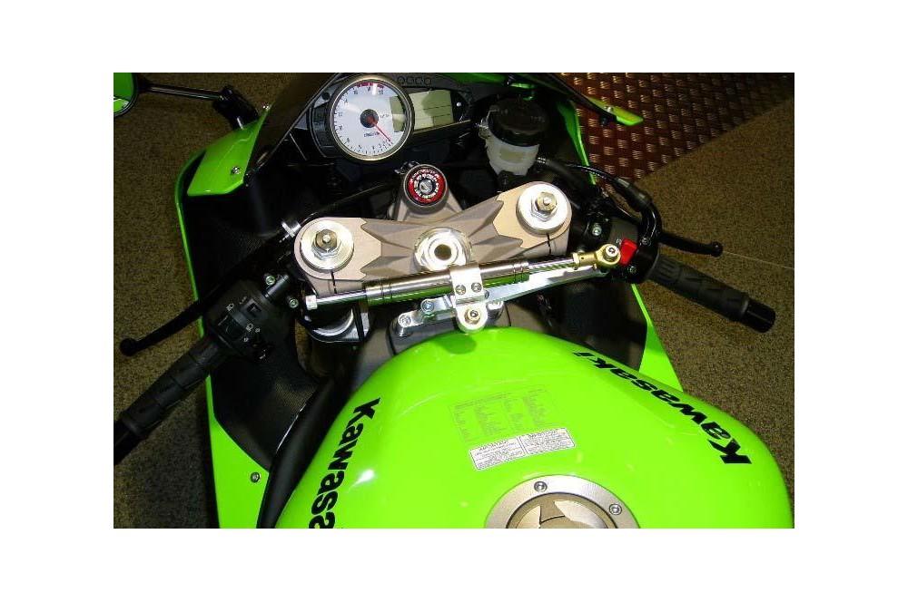 Amortisseur de direction Kawasaki ZX6R ZX636 ZX6RR 07/08