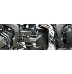 Commande reculées LSL 2Slide Honda CBR 600 RR 07/08