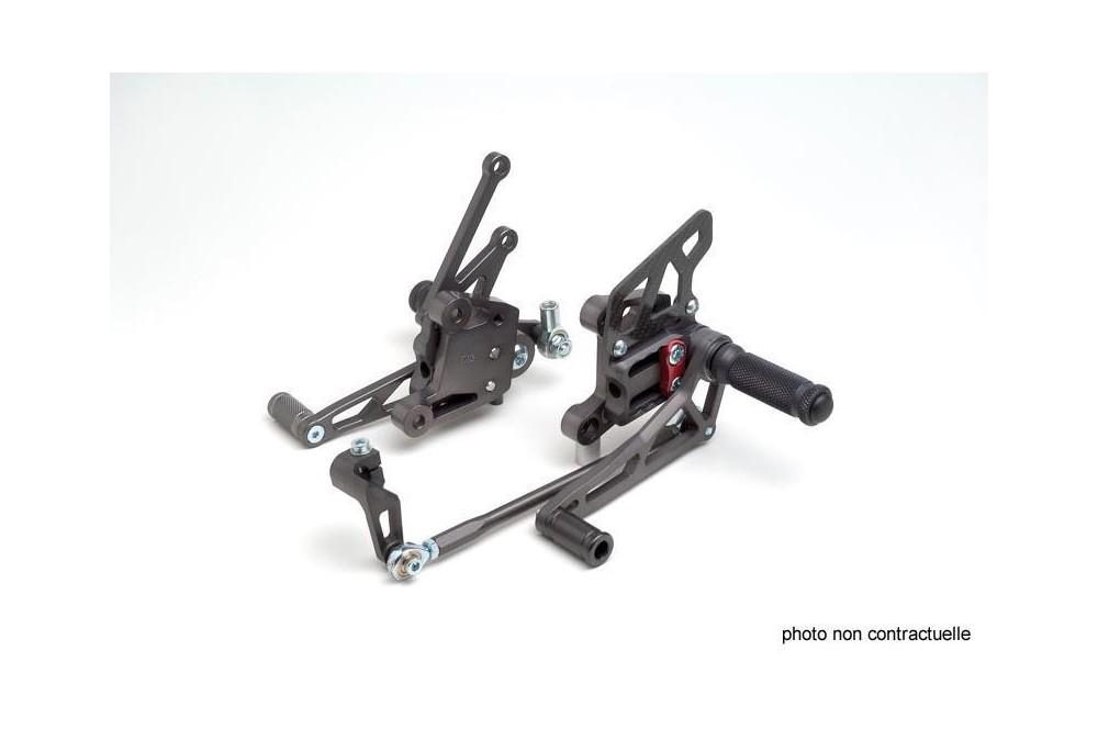 Commande reculées LSL 2Slide Honda CBR 900 RR 00/01