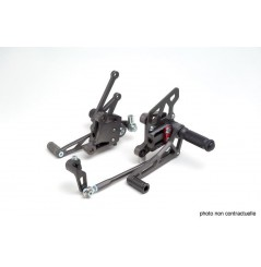 Commande reculées LSL 2Slide Honda CBR900RR (02-04)