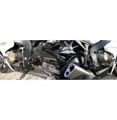 Commande reculées LSL 2Slide Honda CBR1000RR (04-07)