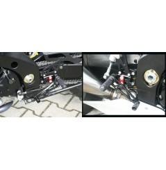 Commande reculées LSL 2Slide Suzuki GSXR-1000 (05-06)