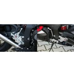 Commande reculées LSL 2Slide Yamaha YZF-R6 (03-05)